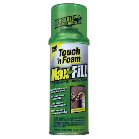 Touch n Foam 4001020012 20 Oz Touch 'n Foam Instant Insulation