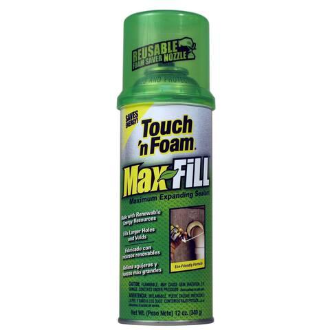 Touch n Foam 4001031212 12 Oz Touch 'n Foam Instant Insulation