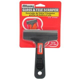 """Allway Tools GTS 4"""" Glass & Tile Scraper"""