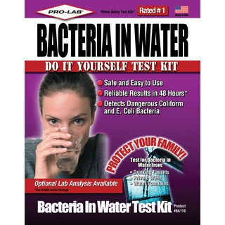 Pro Lab BA110 Bacteria In Water Test Kit