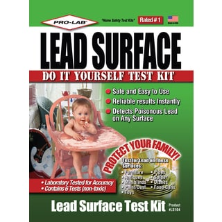 Pro Lab LS104 Lead Surface Test Kit