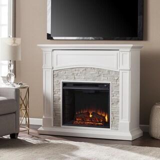 Harper Blvd Stratford White Faux Stone Electric Media Fireplace|https://ak1.ostkcdn.com/images/products/12393302/P19214741.jpg?_ostk_perf_=percv&impolicy=medium