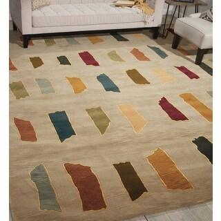 Nourison Kalahari Multicolor Area Rug (8'6 x 11'6)