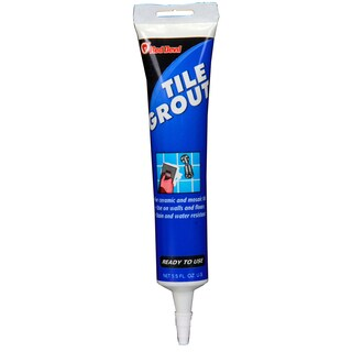 Red Devil 0425 5.5 Oz Pre-mixed Tile Grout