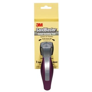 3M 461-000-4G SandBlaster Detail Sanding Tool