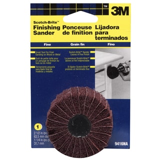 3M 9416 Scotch-Brite Fine Finish Sanding Wheel