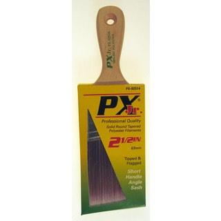Gam PX02514 PX Jr. Short Handle Angle Sash Paint Brush