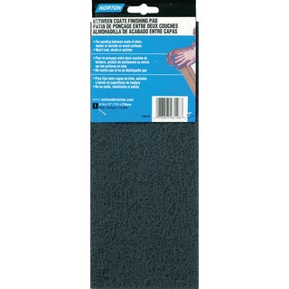 "Norton 48146 4-3/8"" X 11"" Finishing Pad"