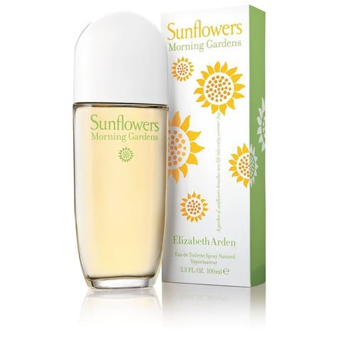 Elizabeth Arden Sunflowers Morning Gardens Women's 3.3-ounce Eau de Toilette Spray