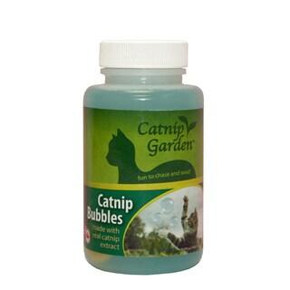 Multipet Organic 5-ounce Catnip Bubbles