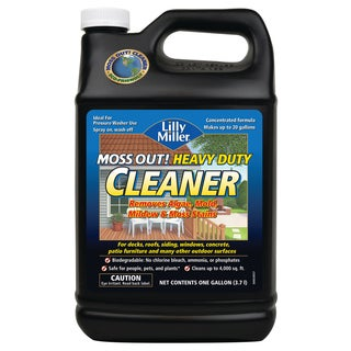 Moss Out 100099165 1 Gallon Moss Out! Heavy Duty Cleaner