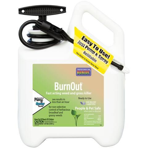 Bonide 7495 1.33 Gallon BurnOut Weed & Grass Killer