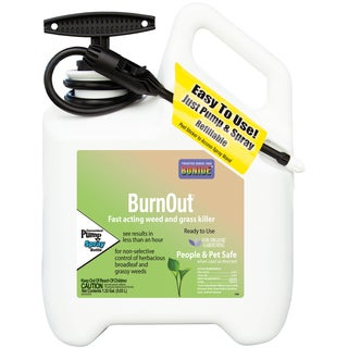 Bonide 7495 1.33 Gallon BurnOut Weed & Grass Killer