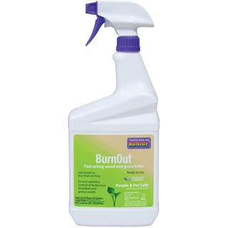 Bonide 7490 1 Quart Ready To Use BurnOut Weed & Grass Killer