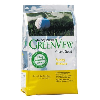 Lebanon Seaboard 28-29203 3-pound Grass Seed Sunny Mixture