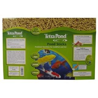 Tetra Pond 16457 11 Lb Pond Sticks Fish Food