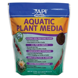 Pondcare 187B 10 Lbs Aquatic Planting Media Potting Soil