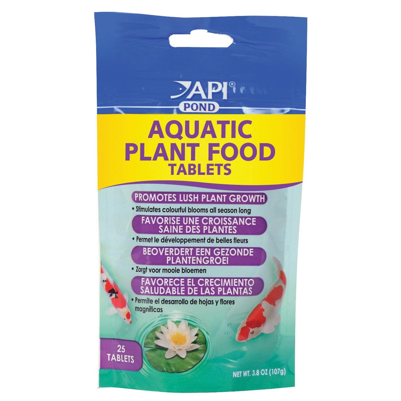 PondCare 185A Aquatic Plant Food Tablets 25-count (Ponds ...