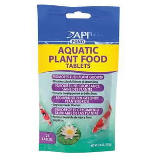 Pondcare 185A Aquatic Plant Food Tablets 25-count