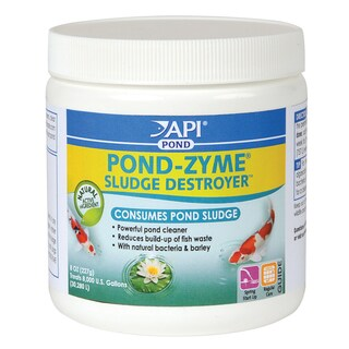 Pondcare 146 8-ounce Pond-Zyme with Barley