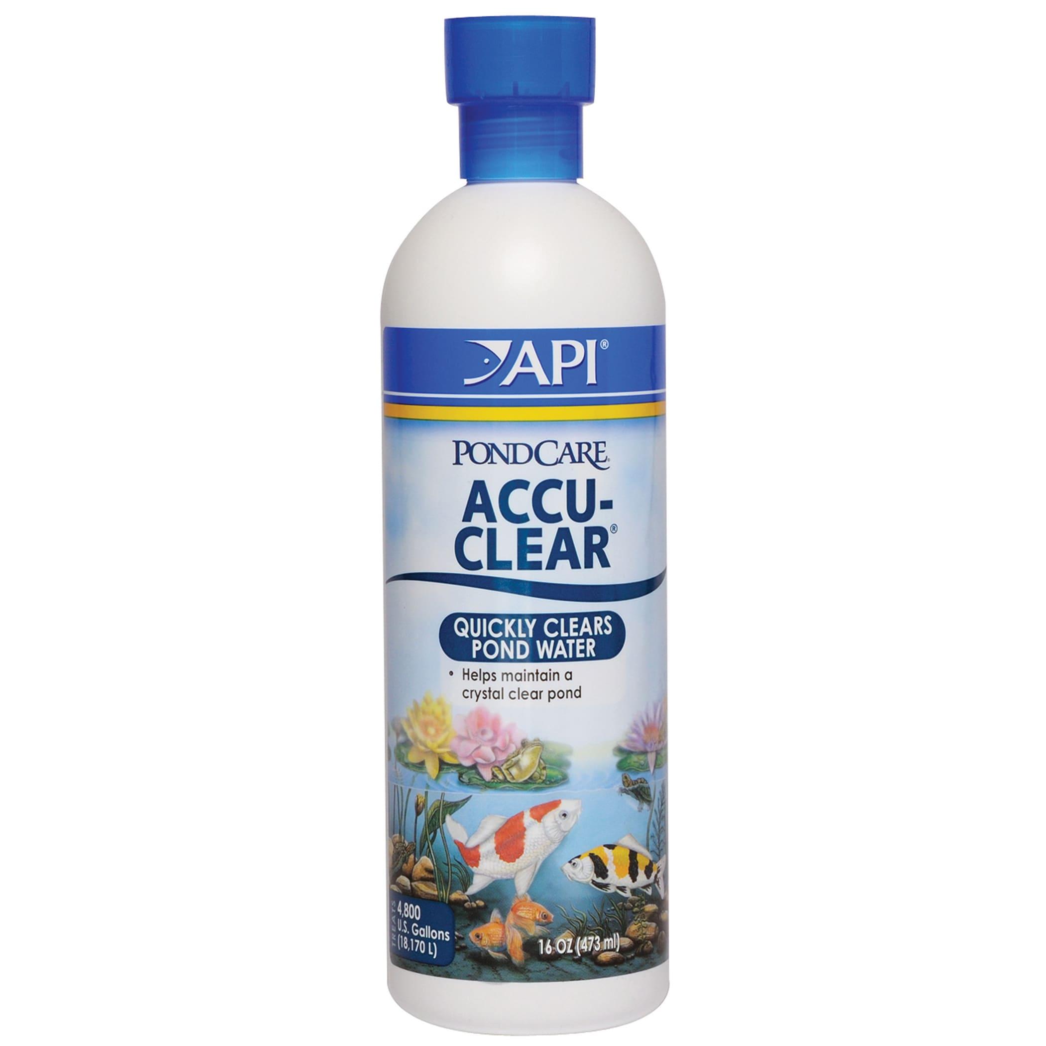 PondCare 142B 16-ounce Accu-Clear Pond Clarifier (Pond & ...