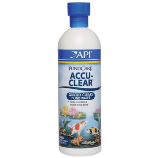 Pondcare 142B 16-ounce Accu-Clear Pond Clarifier