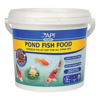 API Aquarium Pharmaceuticals Inc 198C 25-ounce Pond Fish Food