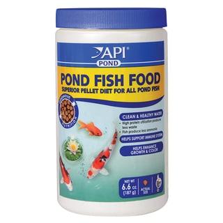 API Aquarium Pharmaceuticals Inc 198A 6.6-ounce Pond Fish Food