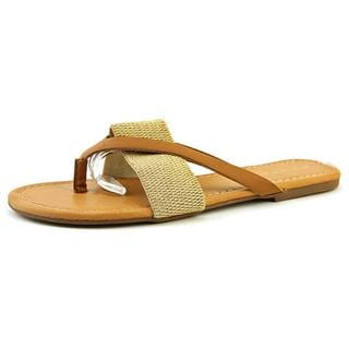 Rampage Women's 'Jam2' Fabric Sandals
