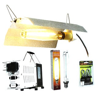 Hydrofarm XT2KIT 1000 Watt Hydroponic Indoor Grow Light Kit