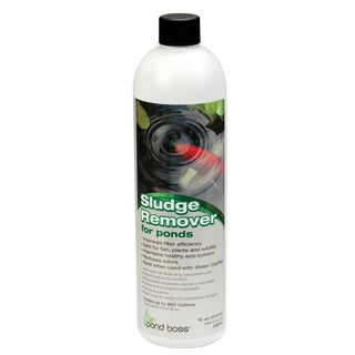 Pond Boss CSR16 16-ounce Sludge Remover
