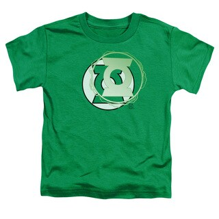 JLA/Gl Energy Logo Short Sleeve Toddler Tee in Kelly Green