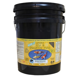 Microbe Lift MLLSSXL 14 Lb Summer Staple Fish Food