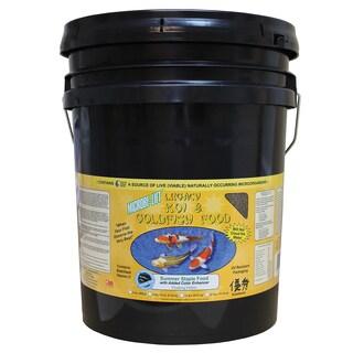 Microbe Lift MLLSSXL 14 Lb Summer Staple Fish Food