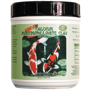 Microbe Lift MLKKB2 2 Lb Calcium Montmorillonite Clay