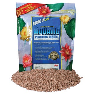 Microbe Lift MLCAPM10 10 Lb Concentrated Aquatic Planting Media