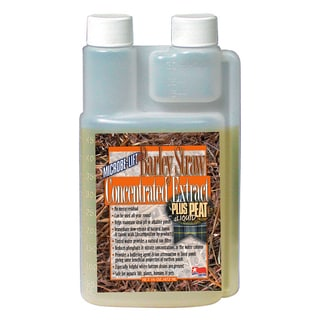 Microbe Lift BSEP16 16-ounce Barley Straw Concentrate Plus Peat Extract Concentrate