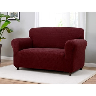 Galway Stretch Loveseat Slipcover