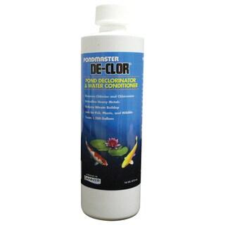 Pondmaster 03934 16-ounce De-Clor Pond Dechlorinator & Water Treatment