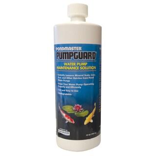 Pondmaster 03907 32-ounce PumpGuard Water Pump Maintenance Solution