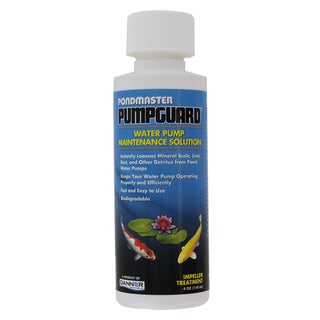 Pondmaster 03905 4-ounce PumpGuard Water Pump Maintenance Solution
