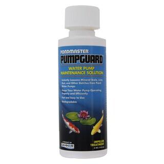 Pondmaster 03905 4-ounce PumpGuard Water Pump Maintenance Solution