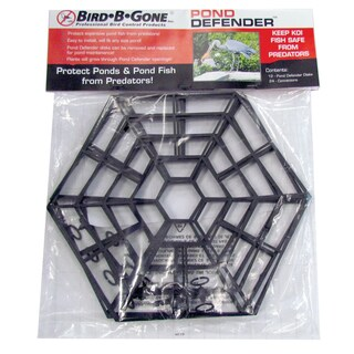 Bird B Gone MMPOND-12PK Pond Defender