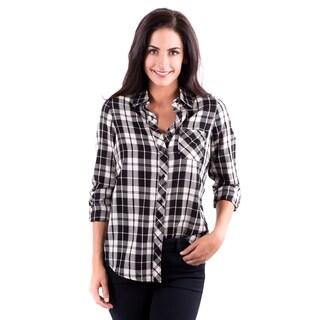 DownEast Basics Women's Backpacker Shirt