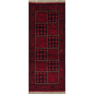 Khal Mohammadi Synne Red Rug (2'7 x 6'4)