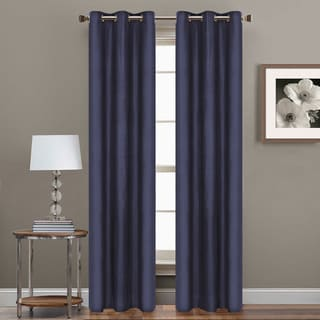 Blackout Energy Saving Curtain Panel Pair
