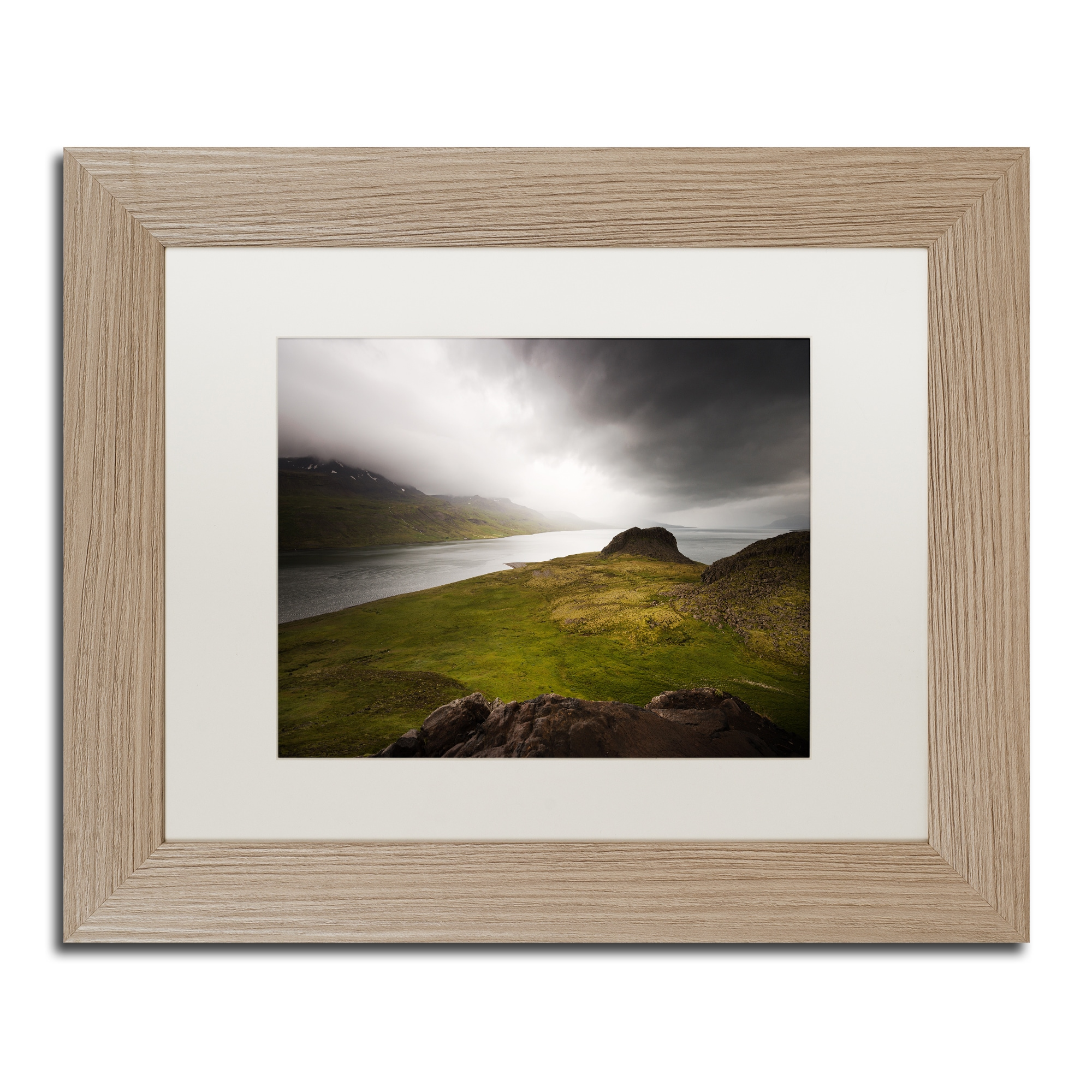 Philippe Sainte Laudy Beautiful Loneliness Matted Framed Art Overstock 12395221