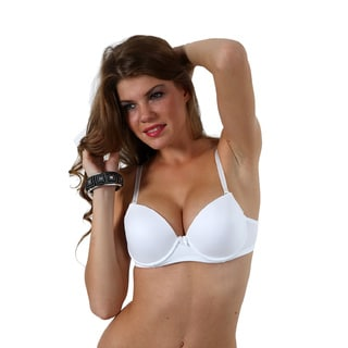 Lightly Lined Convertible Underwire Bra