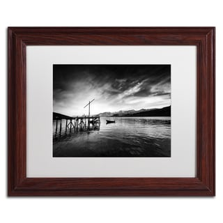 Philippe Sainte-Laudy 'Day of Rage' Matted Framed Art
