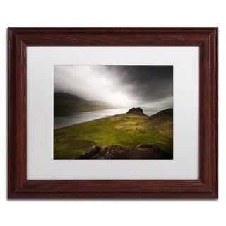 Philippe Sainte-Laudy 'Beautiful Loneliness' Matted Framed Art